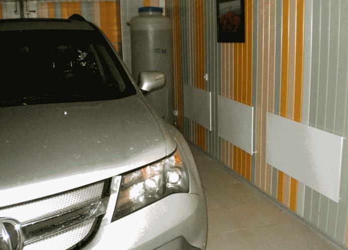 отопление гаража экономичное