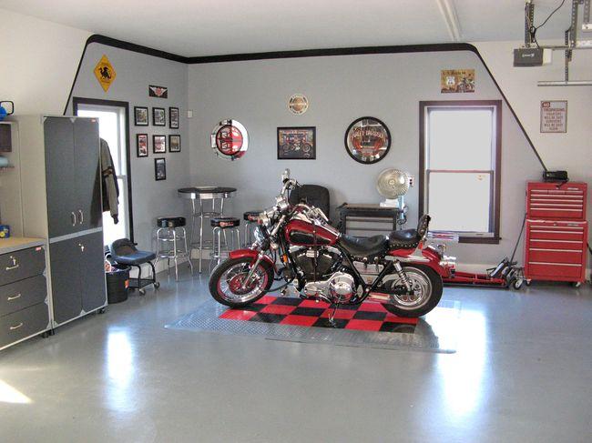 отопление в гараже