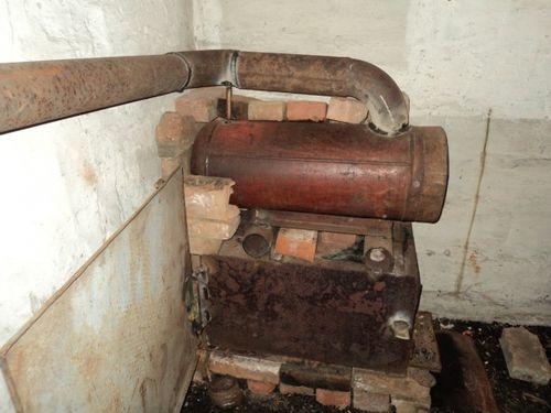 отопление в гараже фото