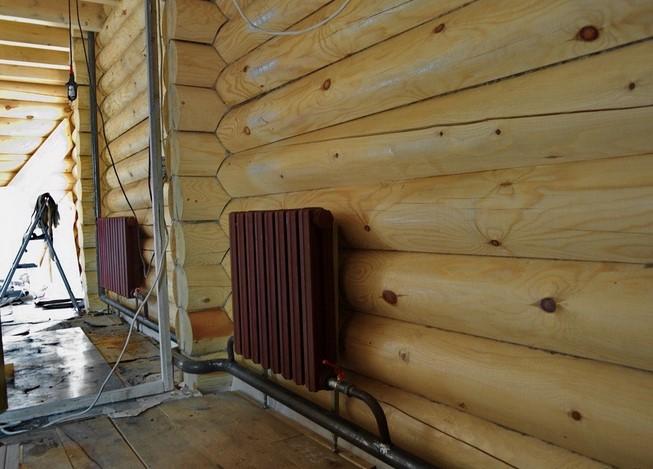 система отопления ленинградка фото