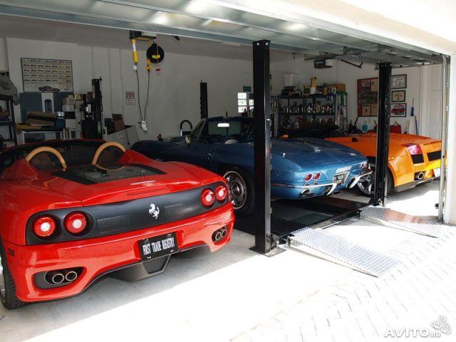 Отопление гаража своими руками на тосоле