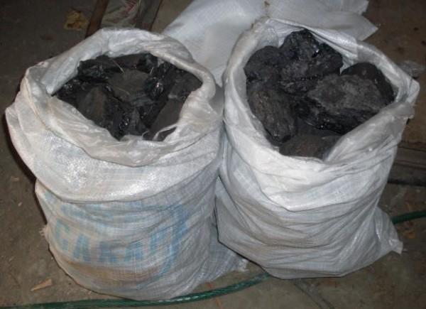 отопление на угле