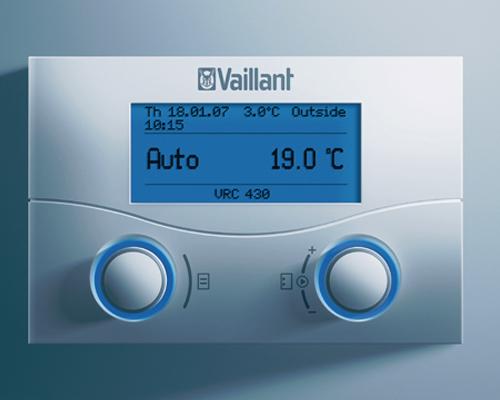 контроллер отопления