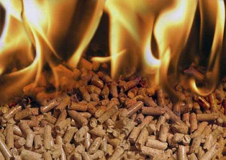древесные брикеты для отопления