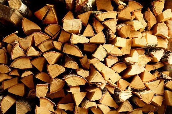 отопление дачного дома дровами