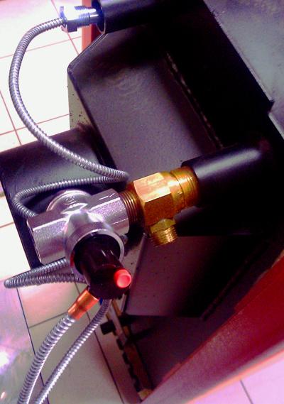 обвязка твердотопливного котла отопления схема