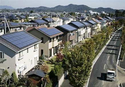 отопление частного дома солнечной энергией