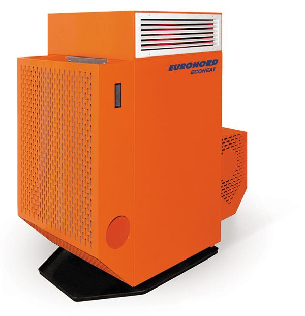 оборудование для воздушного отопления дома