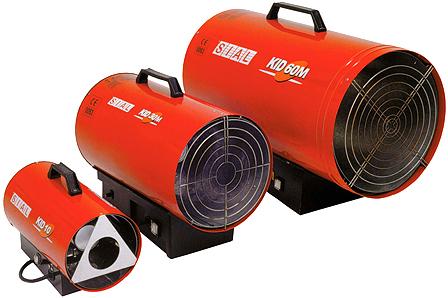 агрегат воздушного отопления