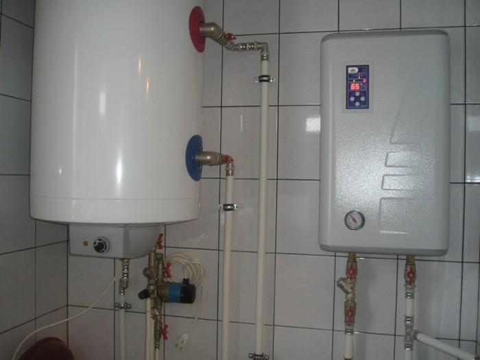 к системе отопления