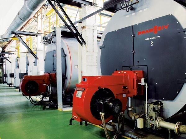 Бытовые газовые котлы отопления промышленного назначения