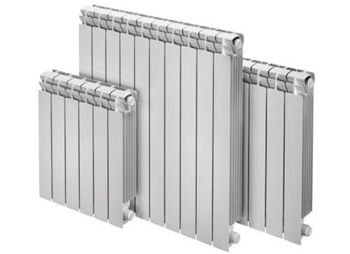 типы радиаторов водяного отопления