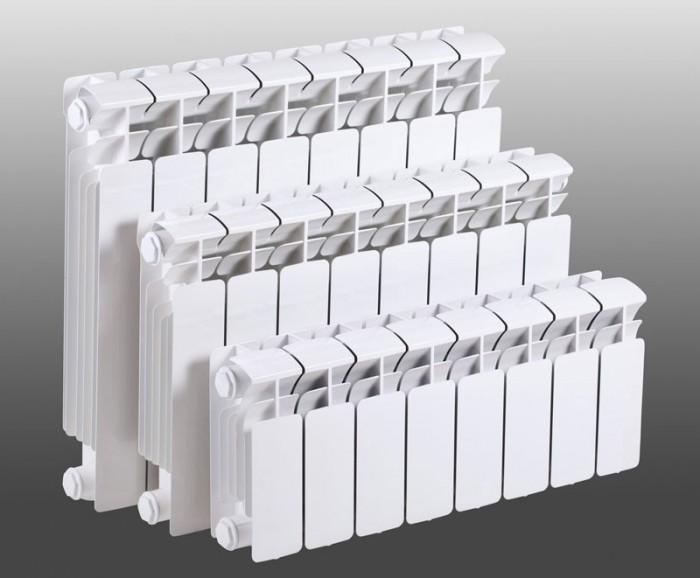 подключение батареи к системе отопления