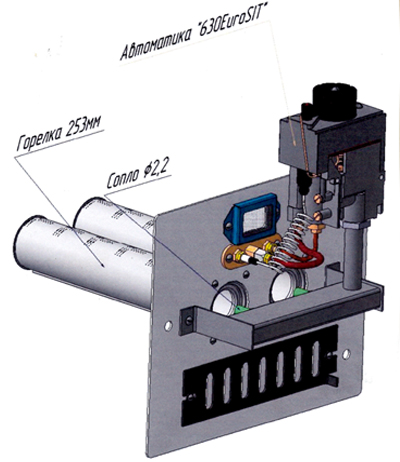 автоматика для котлов отопления