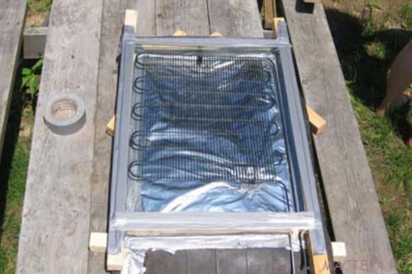 солнечный коллектор для отопления отзывы