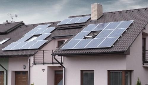 солнечное отопление дома своими руками