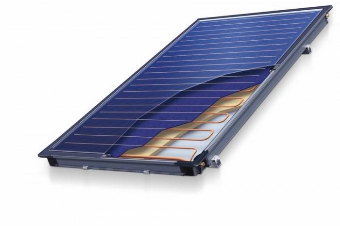 солнечные системы отопления частного дома