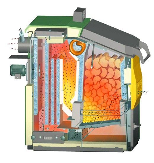 гидролизный котел отопления