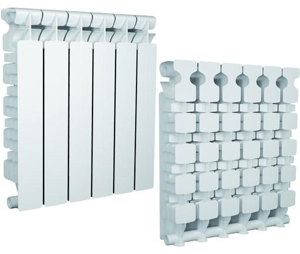 стоимость радиаторов отопления алюминиевые