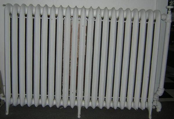 перенос радиаторов отопления