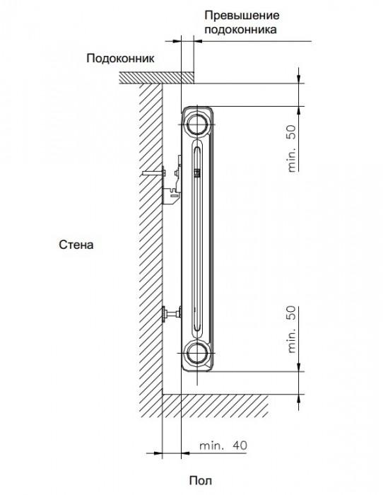 металлические радиаторы отопления