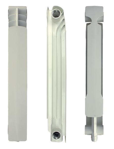 мощность алюминиевых радиаторов отопления