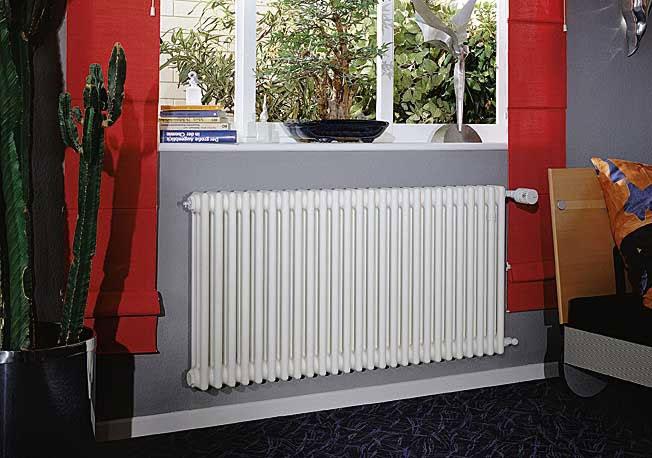 стоимость установки радиатора отопления