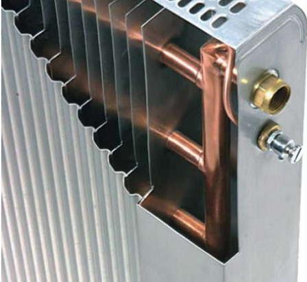 конвекторные радиаторы отопления