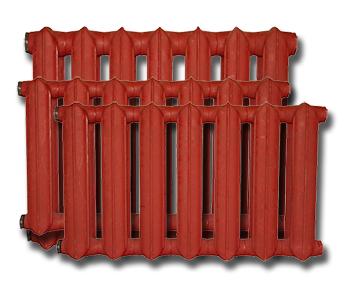 Технические характеристики чугунных радиаторов