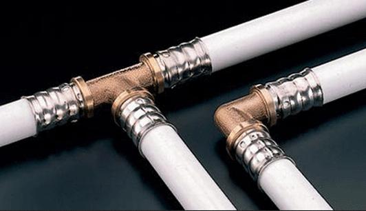 металлополимерные трубы для отопления
