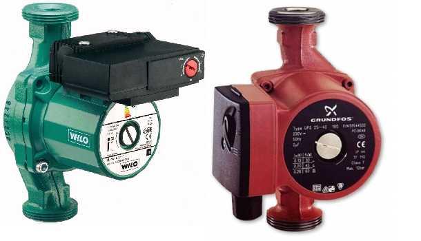 Насос для отопления дома — установка и технологии