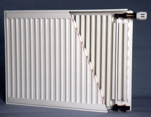 плоские радиаторы отопления