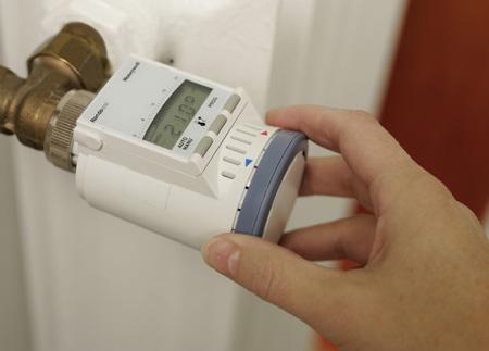 термоклапан для радиатора отопления