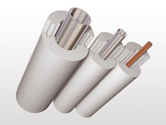 Теплоизоляция и шумоизоляция труб отопления