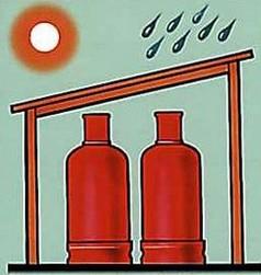 газовое отопление загородных домов