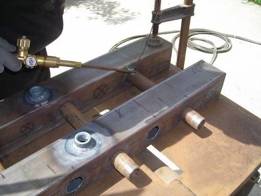 гидроколлектор системы отопления