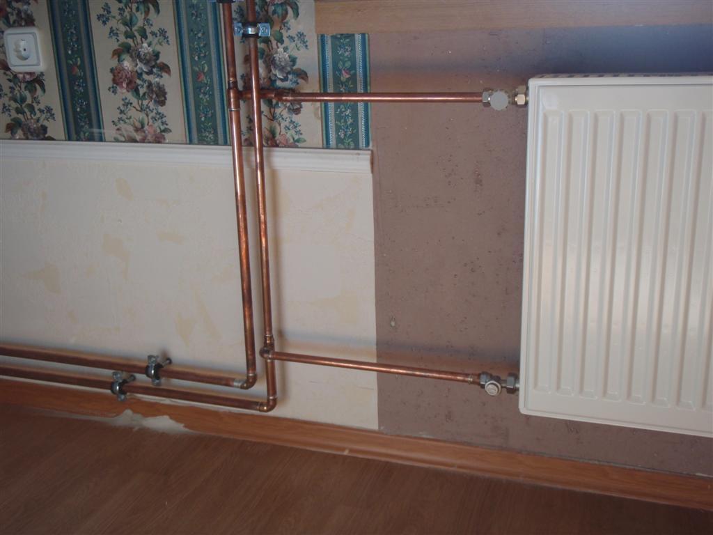 водяные системы отопления