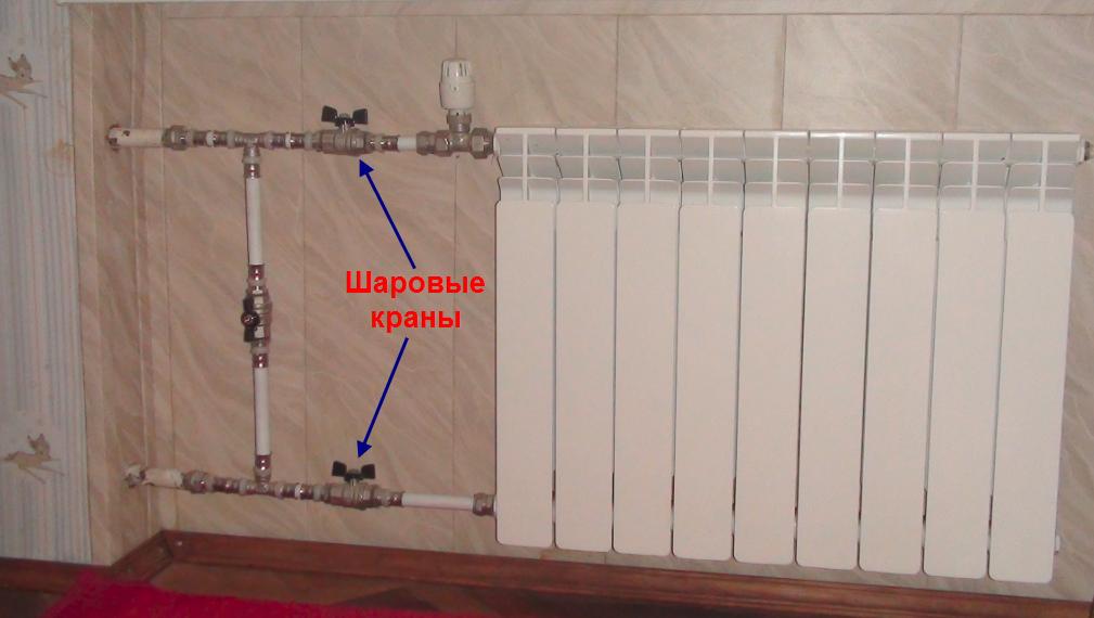 система отопления ленинградка без насоса