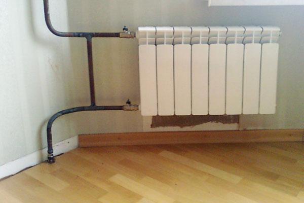 установка байпаса в системе отопления