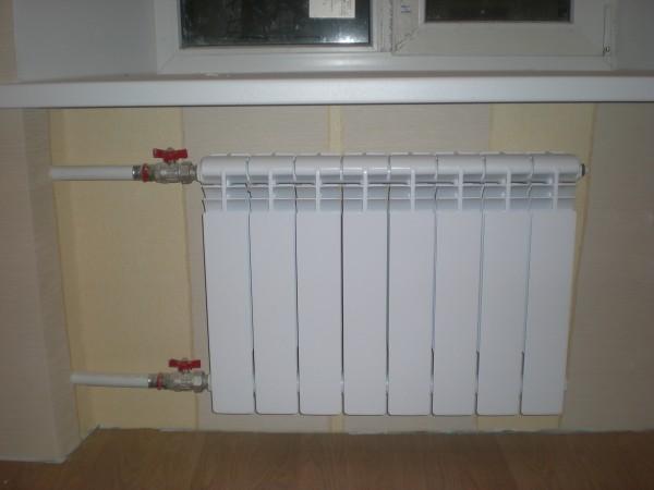 балансировка системы отопления