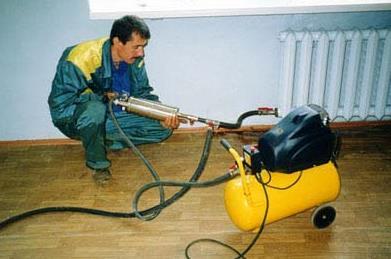 гидропромывка систем отопления
