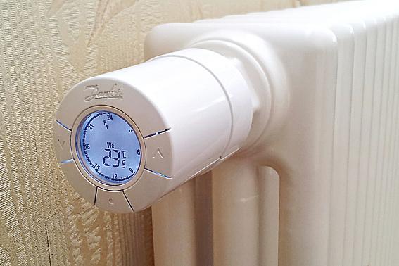 регулятор температуры отопления