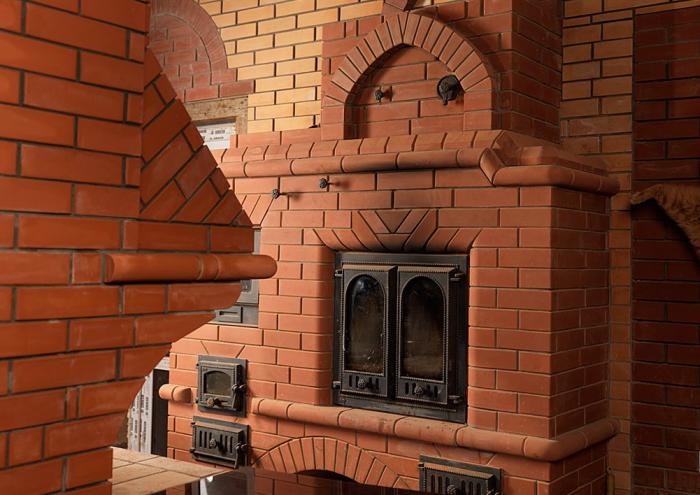 печи дровяные для отопления дома
