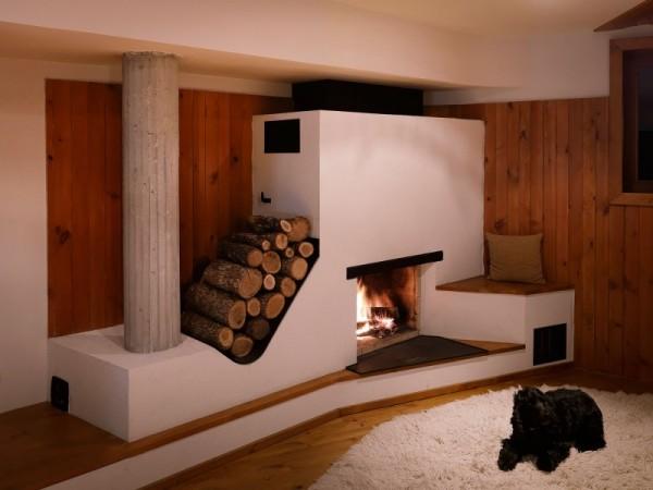 печи отопления на дровах