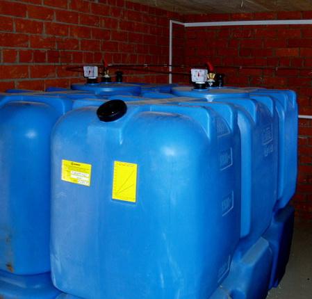 дизельное топливо для отопления