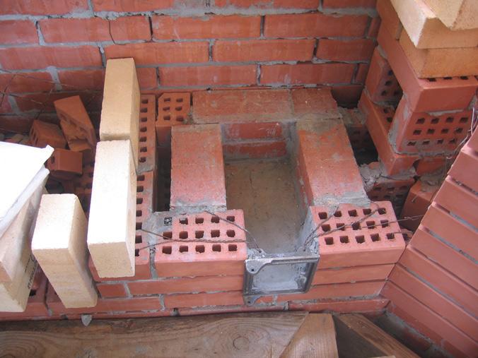 газовая печь для отопления дома