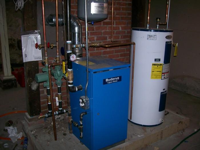 газовые котлы для отопления дома
