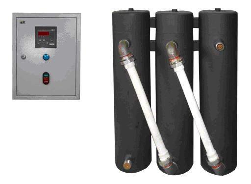 экономичные электрические котлы отопления