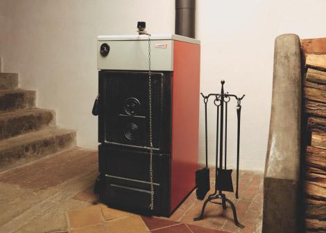 котлы дровяные для отопления дома