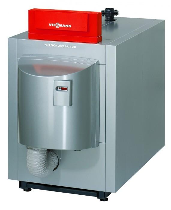 напольный газовый котел отопления